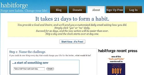 Habitforge