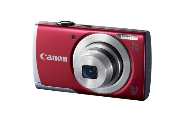 PowerShot A2500 RED