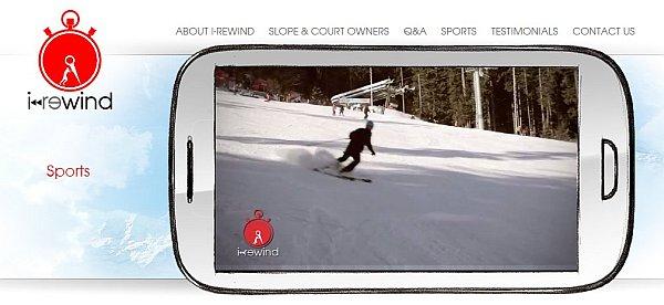 I-Rewind ski