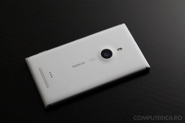 Lumia 925 back