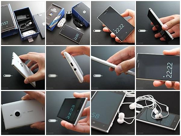 Galerie foto Nokia Lumia 925