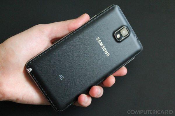 Samsung Galaxy Note 3 Design spate