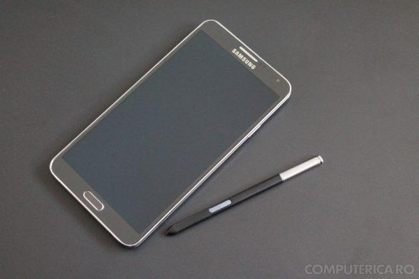 Samsung Galaxy Note 3 Design Stylus