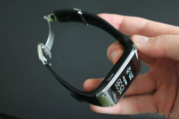 Galaxy Gear side