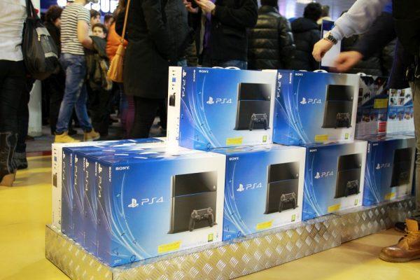 PlayStation 4 Media Galaxy