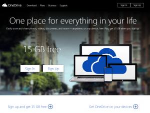 Sincronizare fișiere online cu Microsoft One Drive