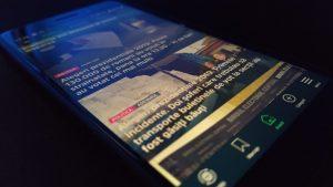 Aplicații de Știri din România