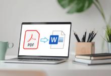 Conversie PDF în Word – Top Alternative Gratuite și Premium