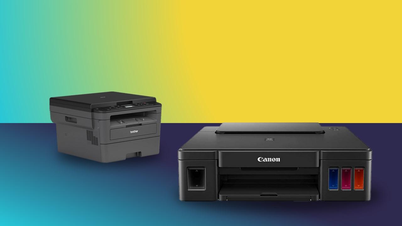 Imprimanta Ciss Multifuncțional Laser Alb-Negru