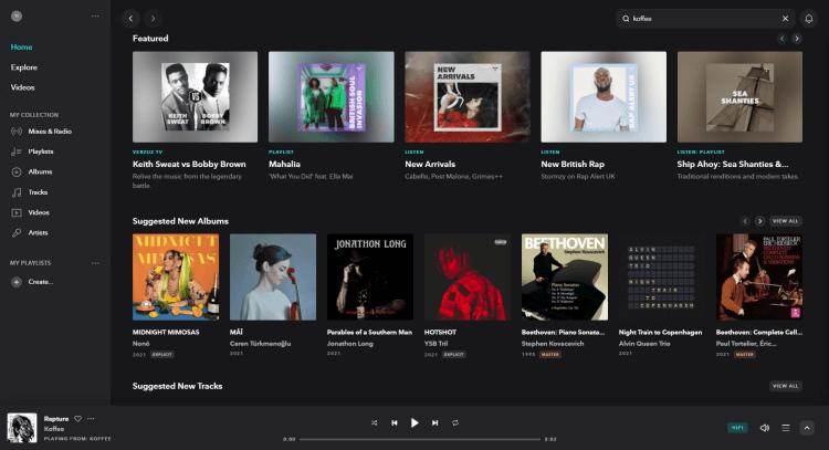 Ascultă Muzică Online cu Tidal